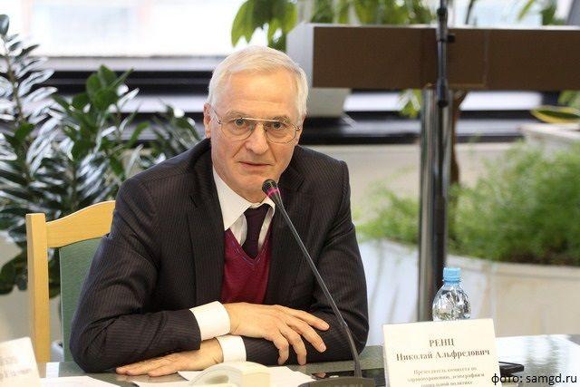 Николая Ренца возмутило ограничение скорости на участке М‑5 от аэропорта до Тольятти