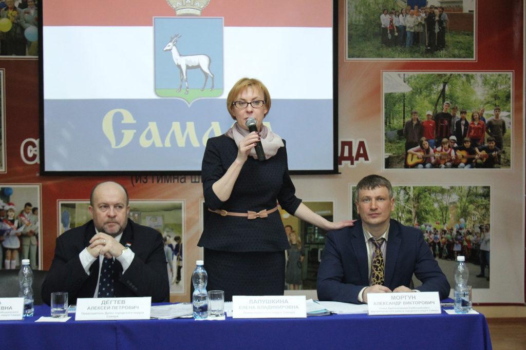Тольяттинских депутатов беспокоят кобели и сухостой у городских школ | CityTraffic
