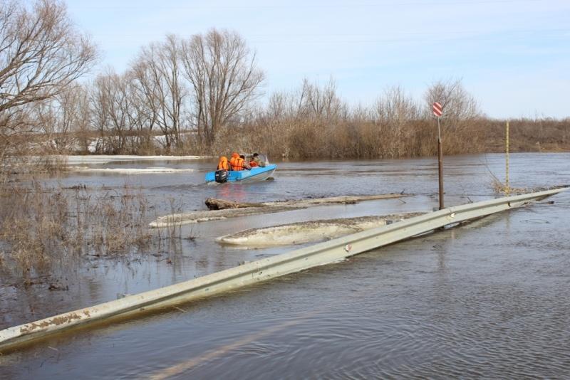 В Самарской области в этом году ожидается более продолжительный весенний паводок | CityTraffic