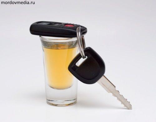 В Самарской области задержан пьяный водитель без прав