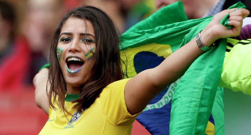 В Самаре ожидают до 10 тысяч болельщиков из Бразилии