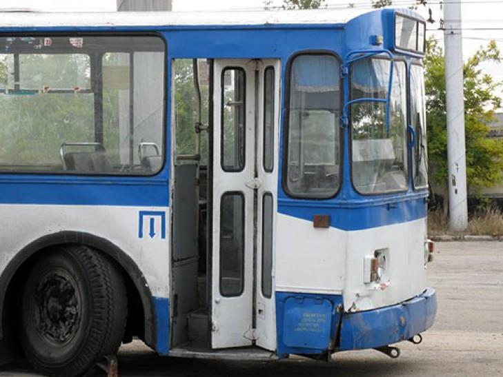 В Самаре троллейбусы под номерами 4, 12, 17, 19 и20 приостановили свою работу на отрезке Московского шоссе