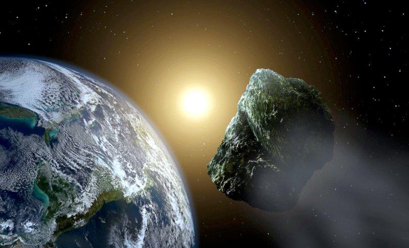 Астероид размером сБиг Бен приблизится кЗемле 3октября