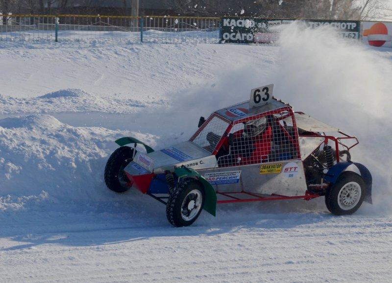 Опубликован календарь зимних автомобильных гонок вТольятти