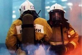 В Сызрани горела свалка | CityTraffic