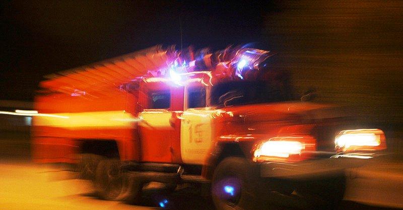В Самаре из горящего дома эвакуировали 40 человек