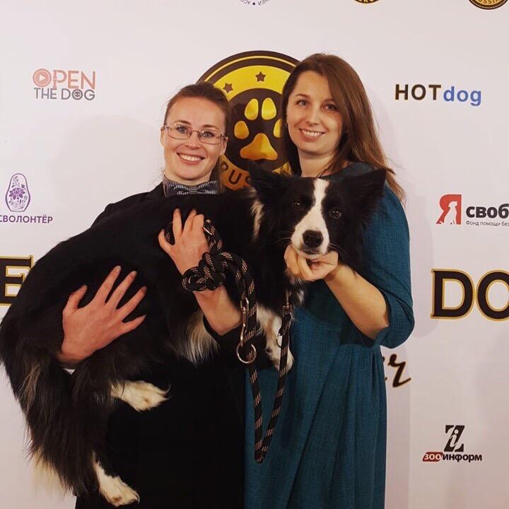 В Тольятти живет лучшая собака-терапевт России