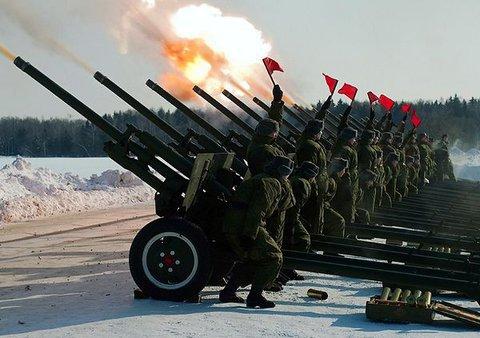 В День защитника Отечества в Самаре прогремит праздничный артиллерийский салют | CityTraffic