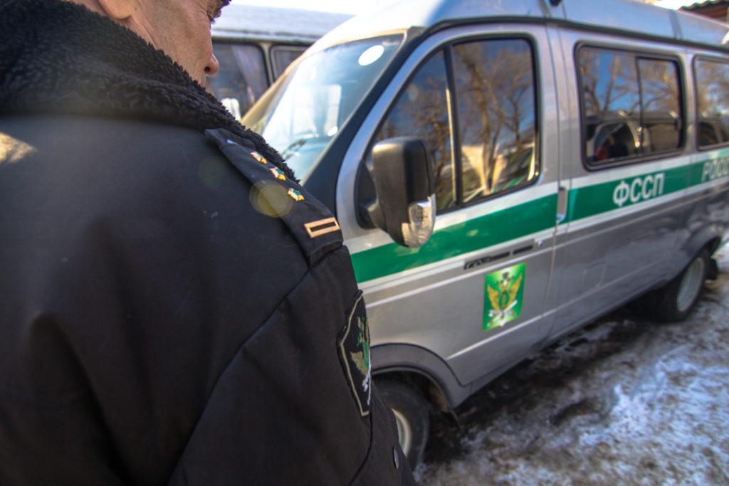 У фирмы в Сызрани едва не отобрали КаМАЗ за долг по штрафам в 13 тысяч рублей | CityTraffic