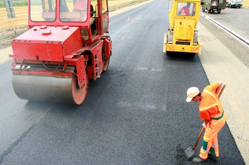 На капитальный ремонт дорог Самара получила 960 млн рублей