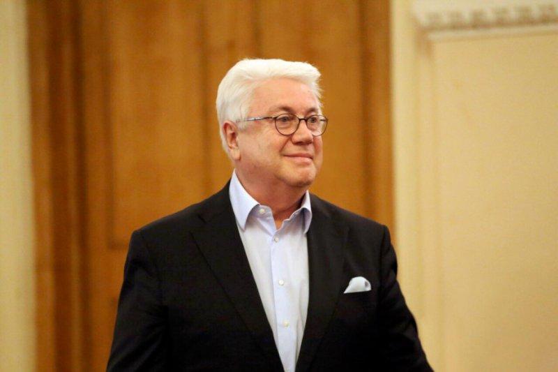Глава Следственного комитета поздравил артиста Винокура сднем рождения