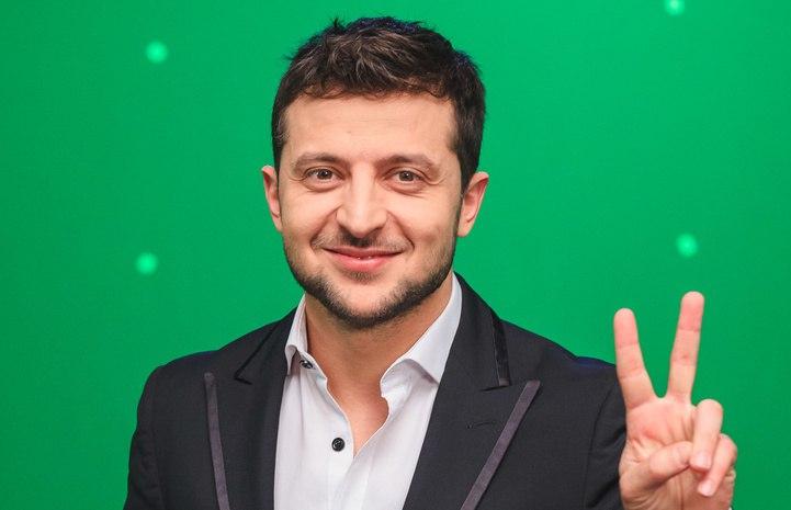 Экзит-полы показывают, что во второй тур на выборах президента Украины выходят Зеленский иПорошенко