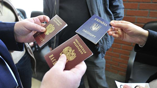 Стали известны подробности получения гражданами ДНР и ЛНР российских паспортов: видео | CityTraffic