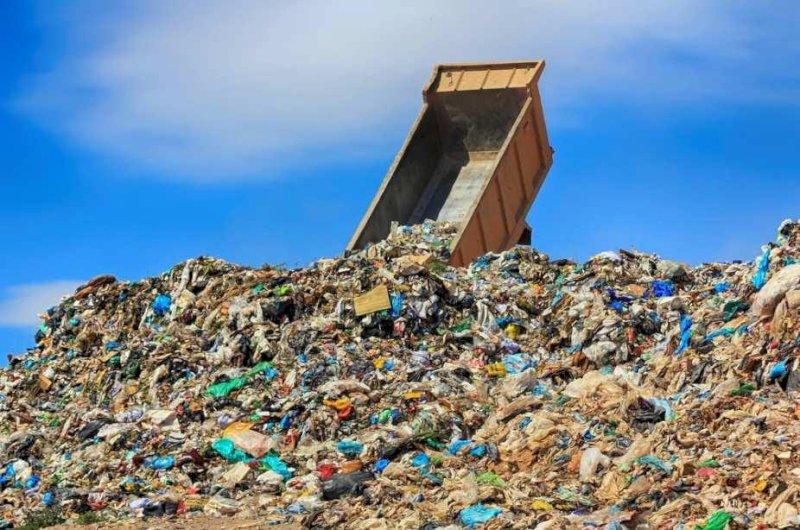 В Алексеевском районе Самарской области незаконно складировали отходы
