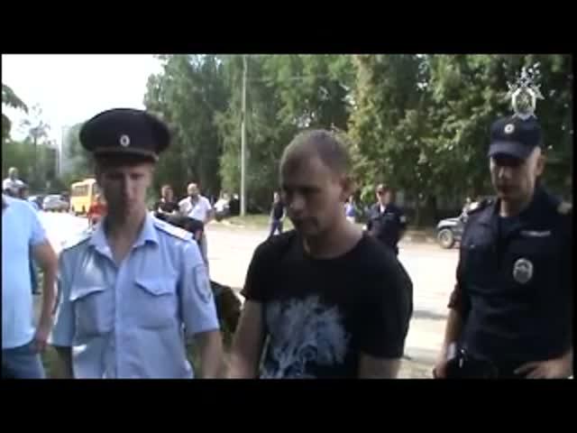 В Самаре будут судить убийцу 7‑летней девочки, которую он изнасиловал изадушил: видео