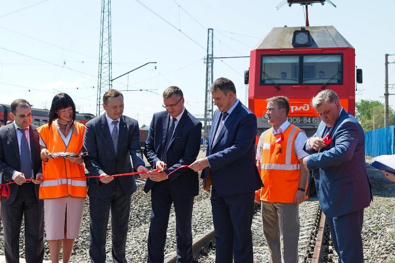 Из Самары на Дальний Восток пустили новый ускоренный контейнерный поезд с грузом местных производителей | CityTraffic