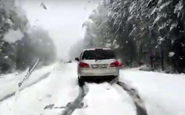 Не май месяц: в Иркутской области 2 июня выпал снег, видео | CityTraffic