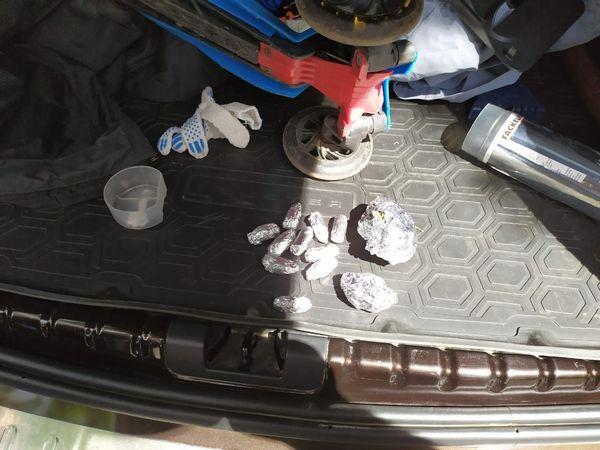 Инспектор ФСИН из Самары заплатит 20 тысяч рублей за марихуану в своем автомобиле | CityTraffic