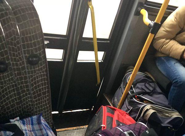 В Самаре за провоз чемоданов в автобусе скоро будут брать деньги | CityTraffic