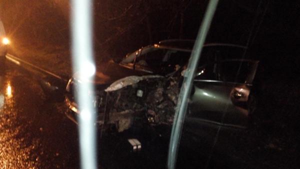 В Тольятти женщина-водитель автомобиля KIA оказалась на больничной койке после столкновения со столбом | CityTraffic