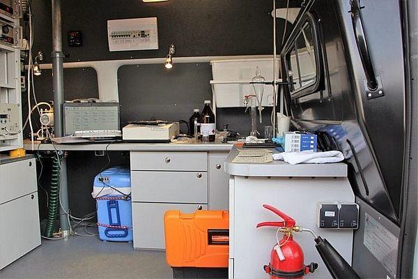 В микрорайоне «Волгарь» в Самаре появится станция контроля атмосферного воздуха | CityTraffic