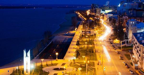 Самара заняла 8-е место в рейтинге городов РФ с самыми красивыми улицами для вечерних прогулок | CityTraffic