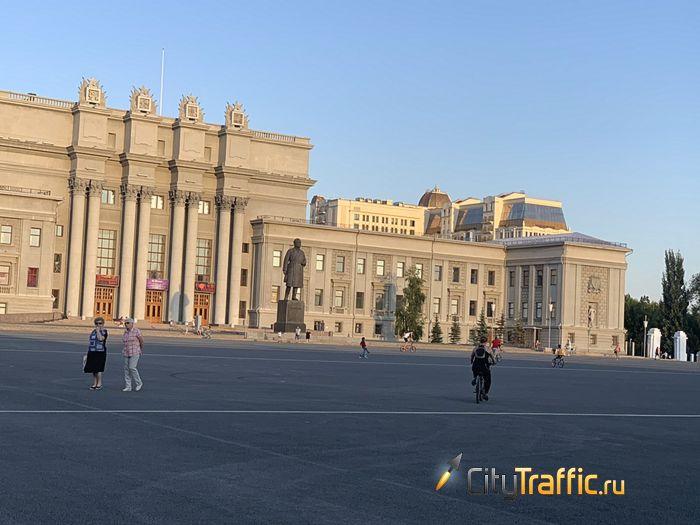 На содержание площади Куйбышева в Самаре выделили 16 млн рублей | CityTraffic