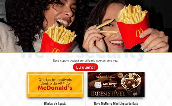 Обнаружен вирус, который распространяется через рекламу McDonald's | CityTraffic