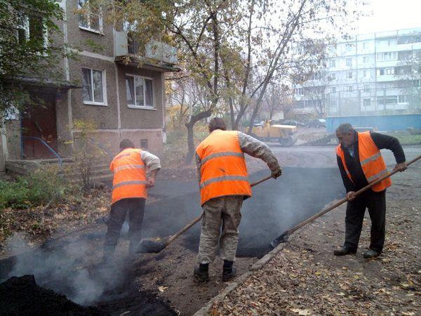 Администрация Тольятти рассчитывает получить на ремонт внутриквартальных территорий до 400 млн рублей | CityTraffic