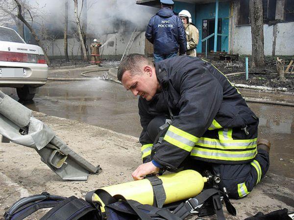 В Самаре на улице 22 Партсъезда горела фура | CityTraffic