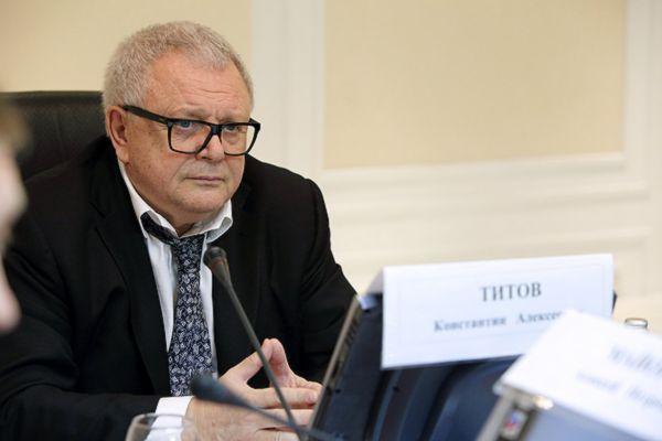Экс-губернатор Константин Титов стал Почетным гражданином Самарской области | CityTraffic
