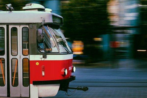 В Самаре трамвай сошел с рельсов | CityTraffic