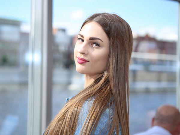 Вероника Никитина: «Жажда гола – это про меня» | CityTraffic