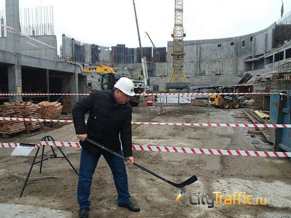 На новом Дворце спорта на Молодогвардейской в Самаре воссоздадут панно в память о старом здании | CityTraffic