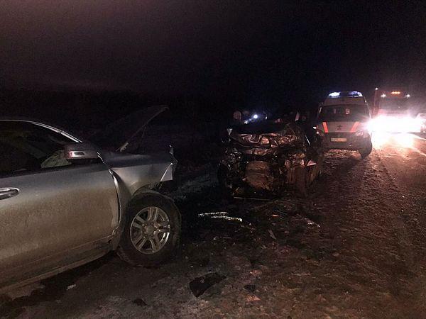 На Обводной дороге Самары в ДТП погибли 4 человека   CityTraffic