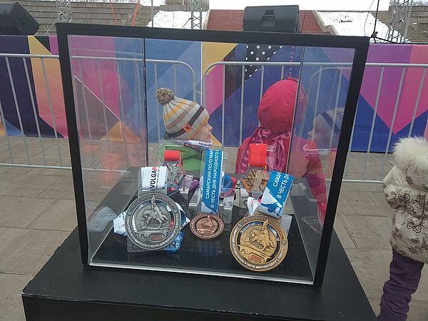В Самаре в День народного единства состоялся забег, в котором приняли участие 2 тысячи спортсменов: видео | CityTraffic