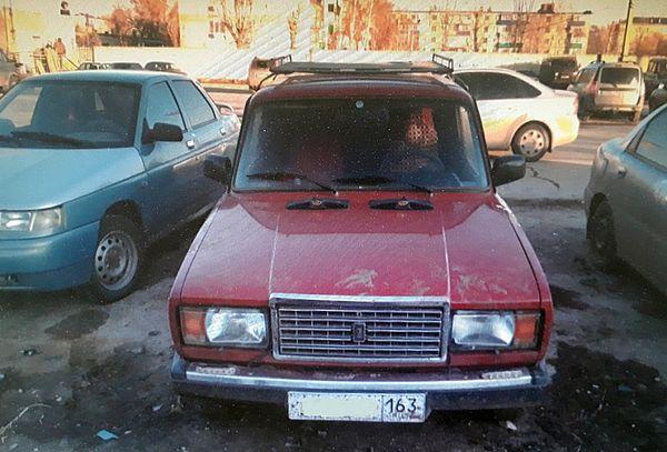 Пьяный житель Самарской области решил доехать на машине до магазина и попался | CityTraffic