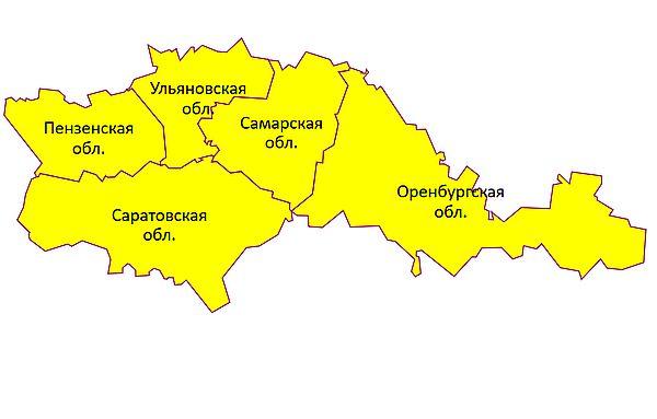 Спасатели Самарской области передали экстренное предупреждение о погоде | CityTraffic