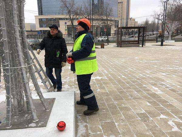 На Крымской площади в Самаре появится светящийся фонтан | CityTraffic