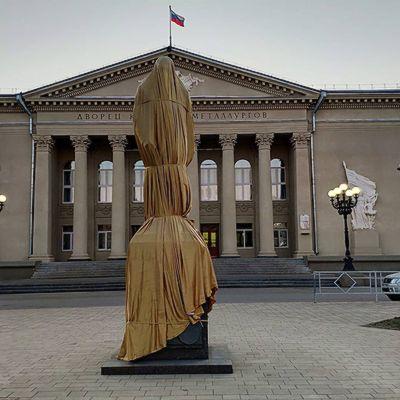 Памятник Петру Мочалову в Самаре официально откроют 25 ноября | CityTraffic