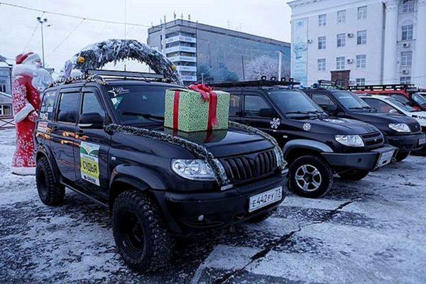 По Волге вновь проедет «Караван добра»   CityTraffic