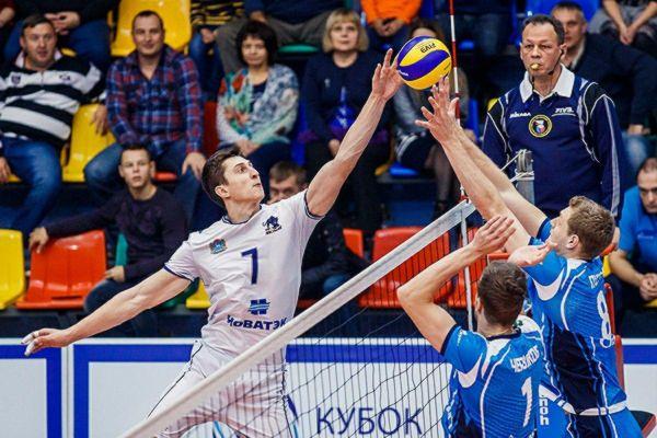 Волейбольная «Нова» уступила «Динамо» из Ленобласти | CityTraffic