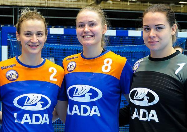 Три игрока «Лады» вошли в состав сборной России | CityTraffic