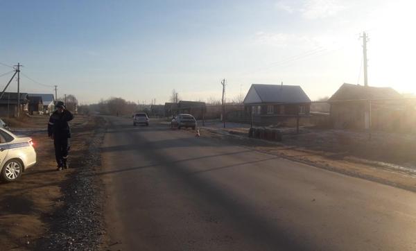 В Самарской области 10-летний ребенок шел по краю дороги и попал под колеса   CityTraffic