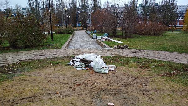 Жители Тольятти показали, в какой разрухе играют их дети | CityTraffic