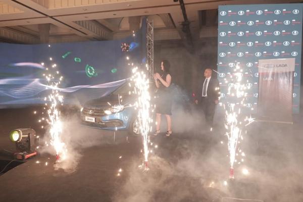 В Египте стартовали продажи автомобилей нового семейства LADA Granta египетской сборки | CityTraffic