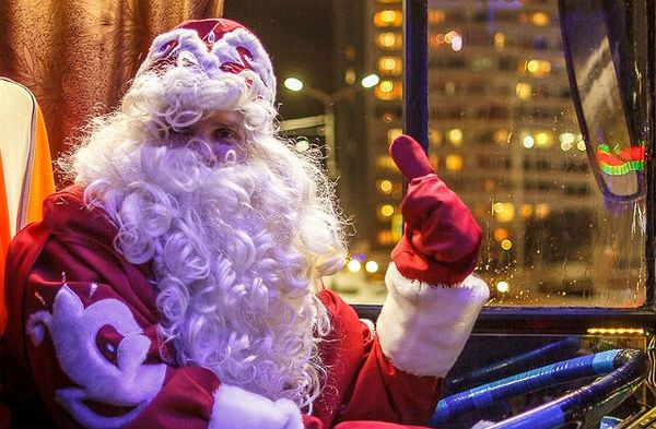Власти Самары рассказали, как будет ходить транспорт в новогоднюю ночь | CityTraffic