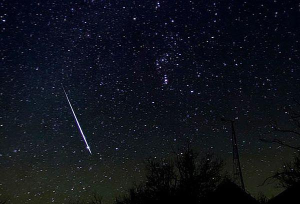 В среду с неба начнут сыпаться звезды | CityTraffic