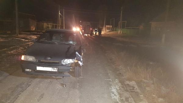 В Самарской области пьяный водитель насмерть сбил женщину-пешехода | CityTraffic
