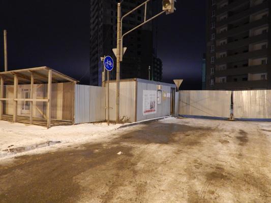 По Самаре проехал караван мусоровозов со светящимися гирляндами: видео | CityTraffic